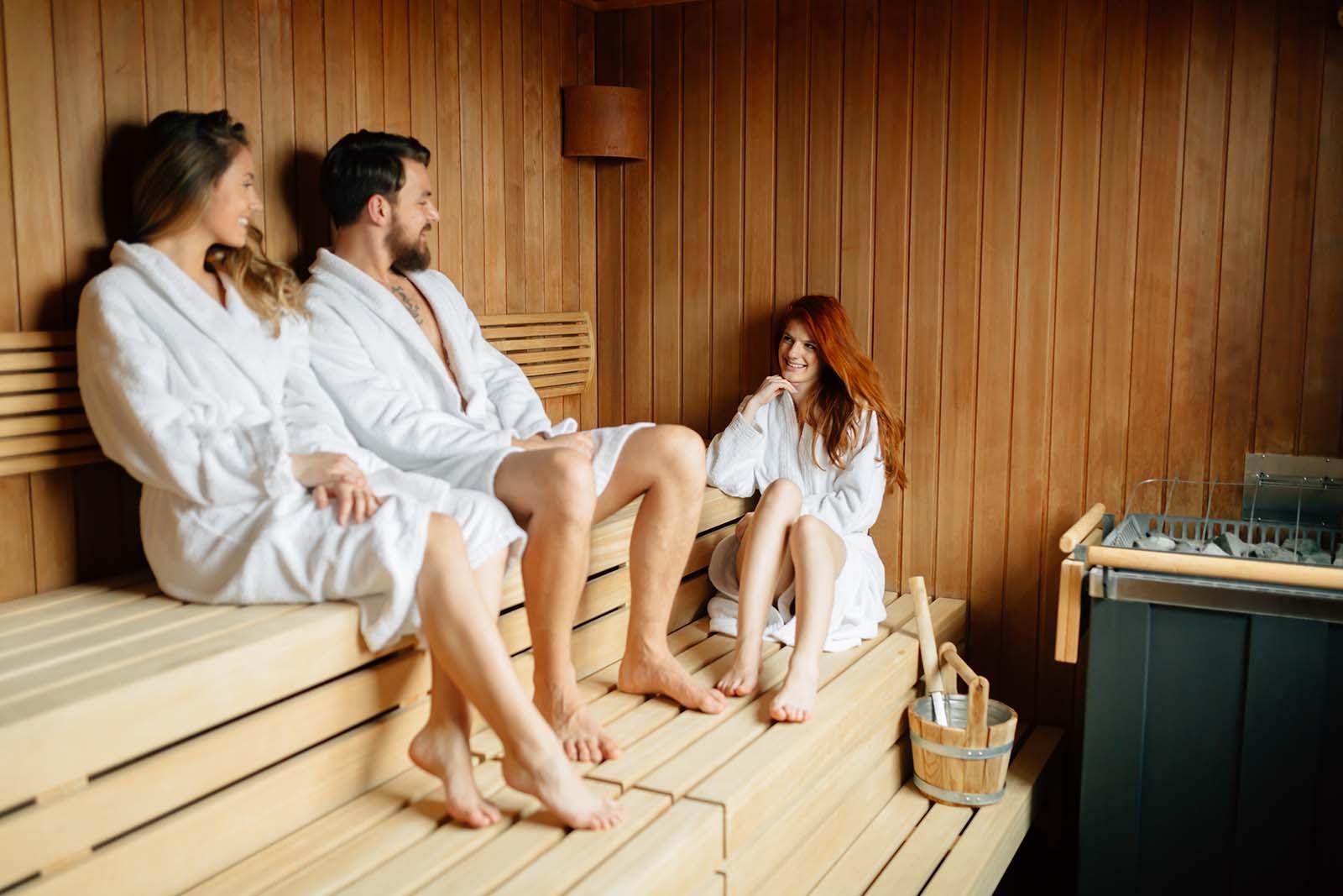 Het waarom-daarom in de sauna